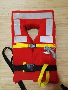 Solas Marine Foam Life Jacket Safety Work Vest Inflatable Lifejacket pictures & photos