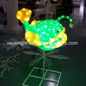 Christmas 3D Animal Motif LED Light for Lights Festival pictures & photos