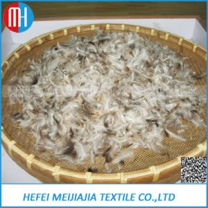 2-4cm /4-6cm Washed Grey Duck Feather Down Good Filling pictures & photos