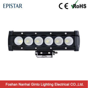 30W 7.5inch Epistar Single Row LED Light Bar for ATV (GT3500-30W) pictures & photos