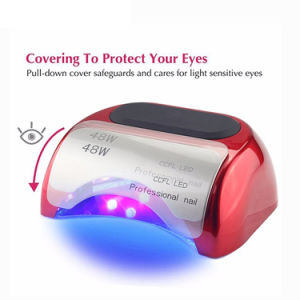 Most Popular Top 10 Nail Care UV LED Nail Lamp pictures & photos