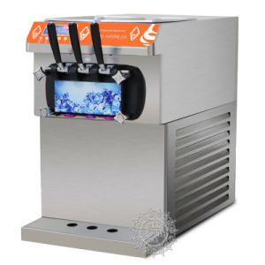 1. Three Favor Table Top Ice Cream Machines pictures & photos