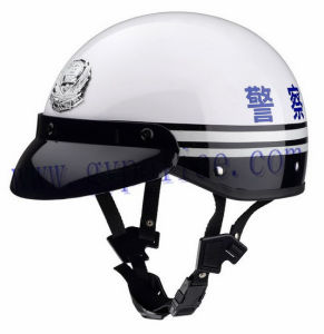 Police Motorcycle Spring Autumn Tactical Duty Helmet pictures & photos