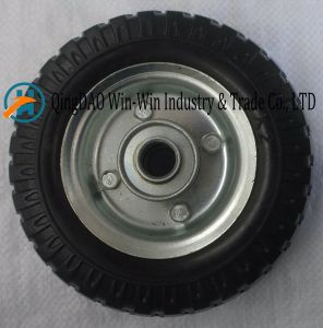6*2 Inch PU Foam Wheel for Casters Wheel pictures & photos