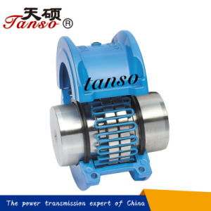Tanso Flexible Gear Grid Coupling Transmission Shafts pictures & photos