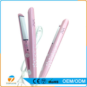 Ionic Flat Iron Professional Hair Straightener Ceramic Hair Straightener Flat Iron for Salon Use pictures & photos