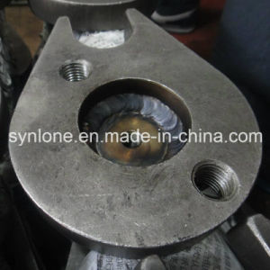 OEM Steel Welding Parts Shaft Base pictures & photos