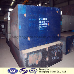 1.2738/P20+Ni/3Cr2NiMo Pre-hardened Plastic Mould Block Steel pictures & photos