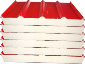 Steel Roofing Panel for Steel Structure Warehouse pictures & photos
