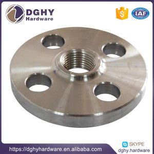 Custom Metal Stainless Steel Blind Flang Forges Steel Q235 Flange