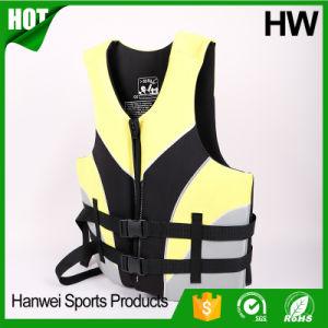 2017 Top Sale Fashionsble Unisex Buoyant Neoperne Life Vest (HW-LJ053) pictures & photos