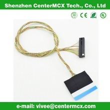 Copper Flat Flexible Cable Flexible FFC Cable pictures & photos