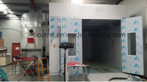 Automotive Paint Spray Booth with 2 Years Warranty Time pictures & photos