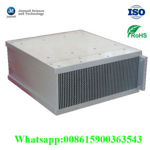 Custom Air Cooling Aluminum Die Casting Used for Machinery Radiator