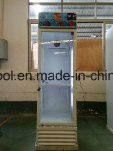 Supermarket Glass Door Upright Cooler for Beer pictures & photos