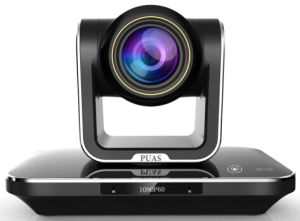 Black 4k Uhd 12xoptical HD PTZ Camera for Video Conferencing (OHD312-A7) pictures & photos