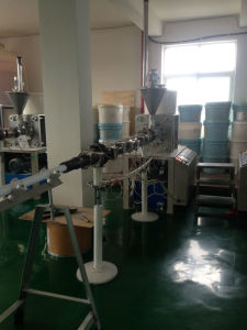 Horizontal RAM Extrusion Machine for UHMW-PE pictures & photos
