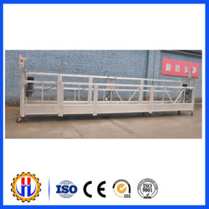 Zlp630/Zlp800 Suspended Working Platform for Window Cleaning Cradles 220V pictures & photos