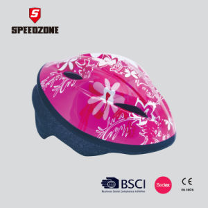 Bicycle Safety Helmet for Little Girls pictures & photos