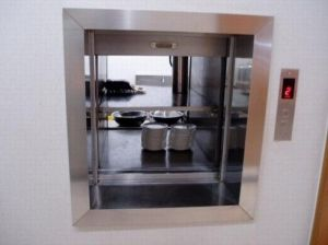 Small Electric Food Dumbwaiter for Kitchen pictures & photos