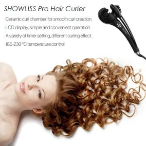Beautiful Electric Automatic Hair Curler