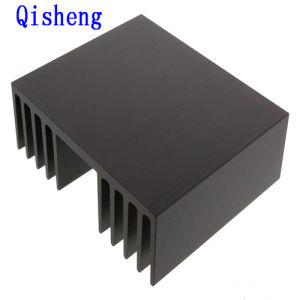 Extrusion Heat Sink, Color Customized pictures & photos