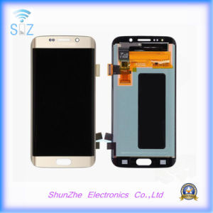 Mobile Smart Phone Displayer Touch Screen LCD for Samsung Galaxy S6 Edge G9250 G925f pictures & photos