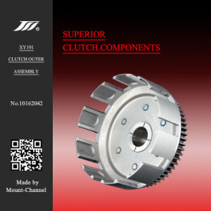 Superior Quality Xy191/Xr250/Cbx250 Clutch Assembly for Hero Honda Bikes pictures & photos