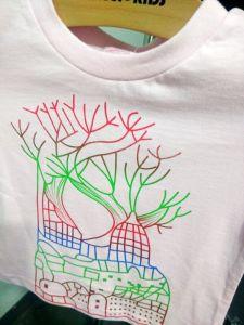 Children′s T-Shirt Short Sleeve Children′s Apparel Girls/Boy′s T-Shirt pictures & photos