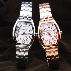 Stylish Women′s Bracelet Watch Quartz Stainless Steel pictures & photos