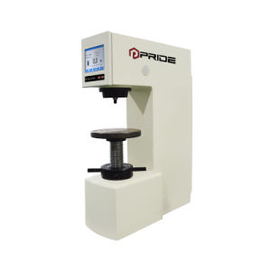 Color Touch Digital Brinell Hardness Tester pictures & photos