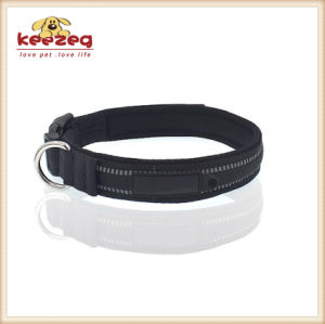 Breathable Soft Pet Dog Collars/Reflective (KC0091) pictures & photos