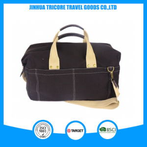 2015 Best Sale Functional Canvas Computer Bag Laptop Bag Briefcase pictures & photos