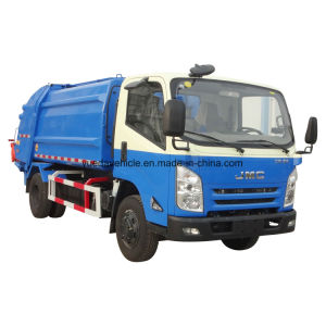 Refuse Collector with Jmc Chassis pictures & photos