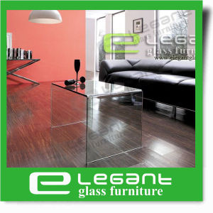 Glass Top Center Table Design pictures & photos