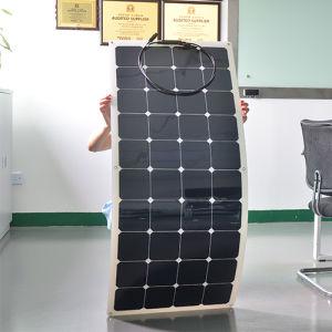 2017 New Design Sunpower Flexible Solar Panel 135W pictures & photos