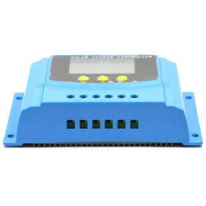 12V/24V 30AMP USB-5V/2A Solar Charger Controller for Solar System Cy-K30A pictures & photos