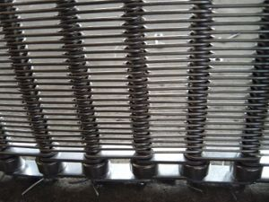Stainless Steel Wire Conveyoor Belt for Food Processing, Drying, Washing, Tunnel pictures & photos