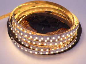High Preformance 120LED/M DC24V Warm White LED Light Strip pictures & photos