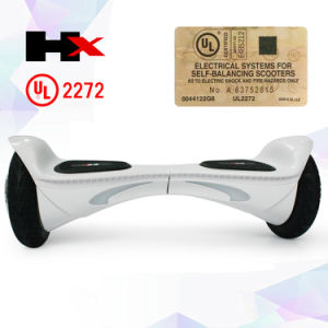 Self Balancing Scooter 2 Wheels Hoverboard UL2272 Certification pictures & photos