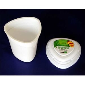 Blister Rigid HIPS Film Vacuum Formed for Yoghurt Cup