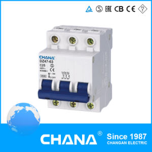 Ce and RoHS Approved Dz47 Series Mini Circuit Breaker pictures & photos