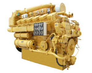 1200HP 1500rpm Jichai Marine Diesel Engine for Dredger Boat pictures & photos