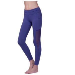 OEM Manufacturer Custom Women Fitness Yoga Pants pictures & photos