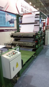 Exercise Book Flexography Printing Machine pictures & photos