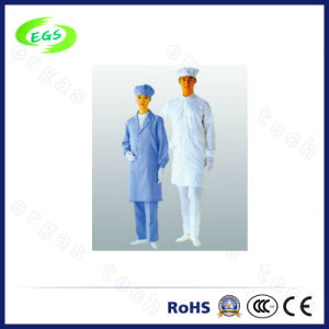 Polyester ESD Anti-Static ESD Overcoat for Factory & Lab (EGS-PP08) pictures & photos