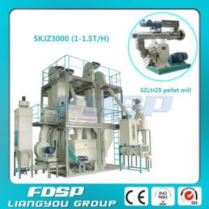 Ce ISO SGS Animal Pellet Making Machine for Small Business (SKJZ3800) pictures & photos