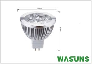 4W MR16 LED Spot with Aluminium Body pictures & photos