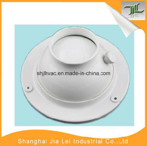 Jet Spout Ball Round Supply Air Diffuser
