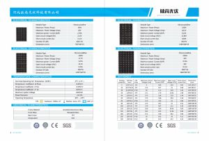 2016 High Quality 230W-250W Monocrystal Solar Panel pictures & photos